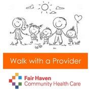 Walk with an FHCHC Provider!