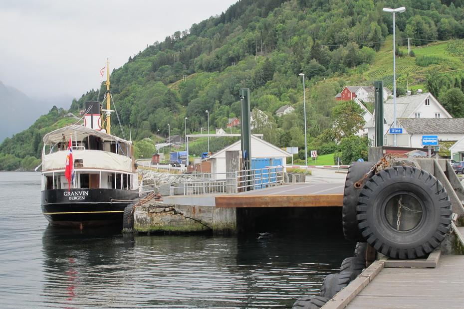 MS Granvin - Hardangerturen høsten 2019.