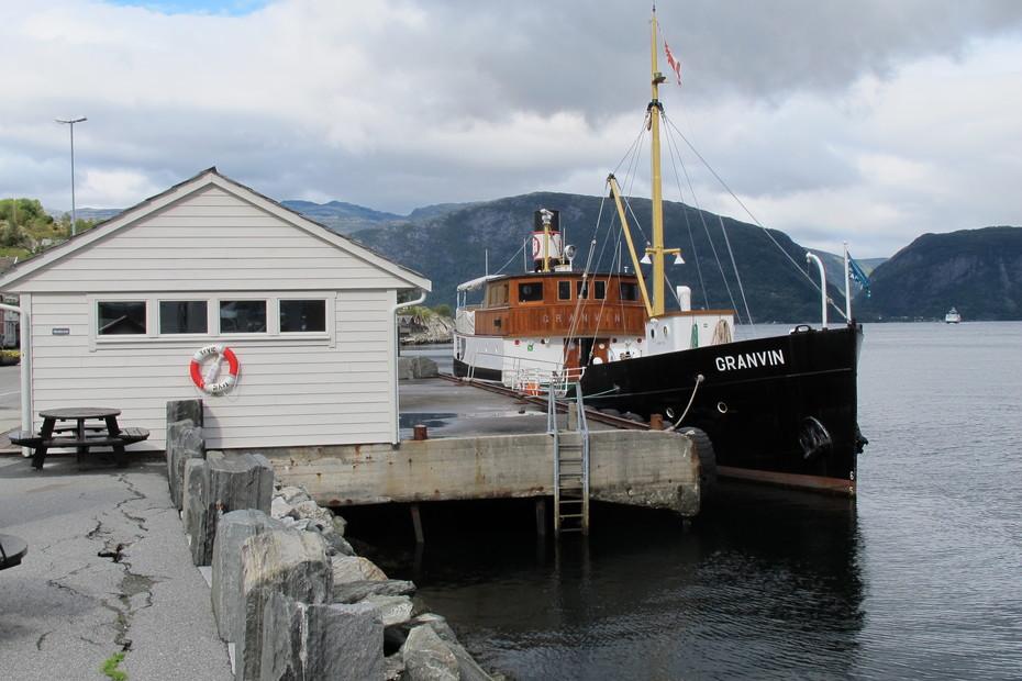 MS Granvin - Hardangerturen september 2019.