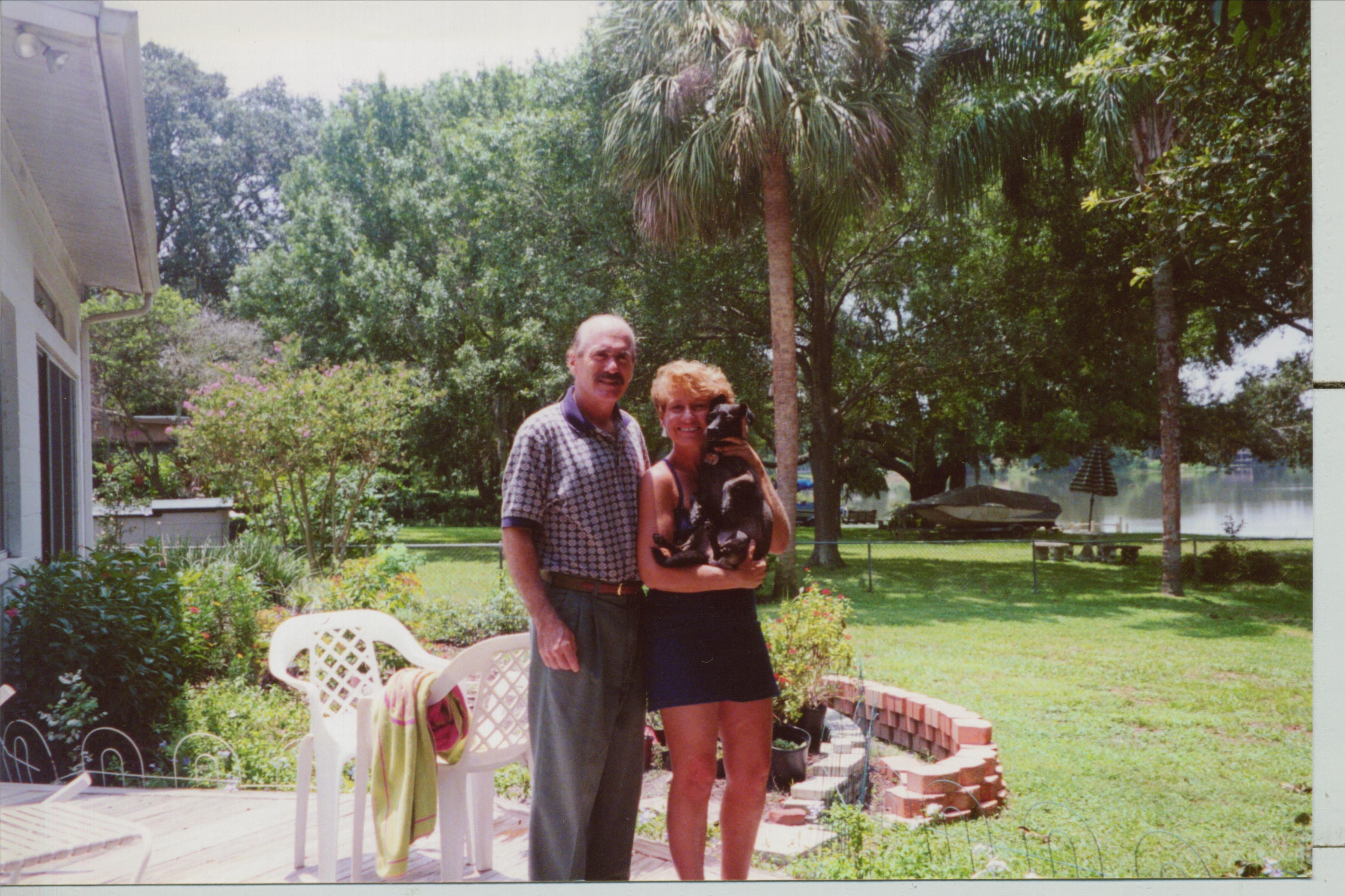 Fran and Rich Cooperwasser