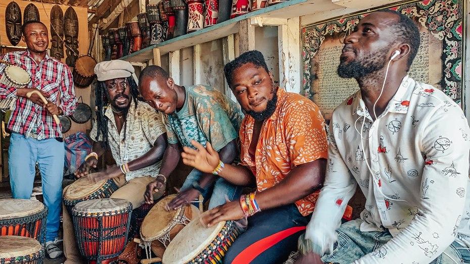 Rhythm of Tradition