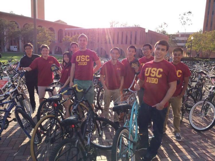 USC TROJAN JUDO CLUB