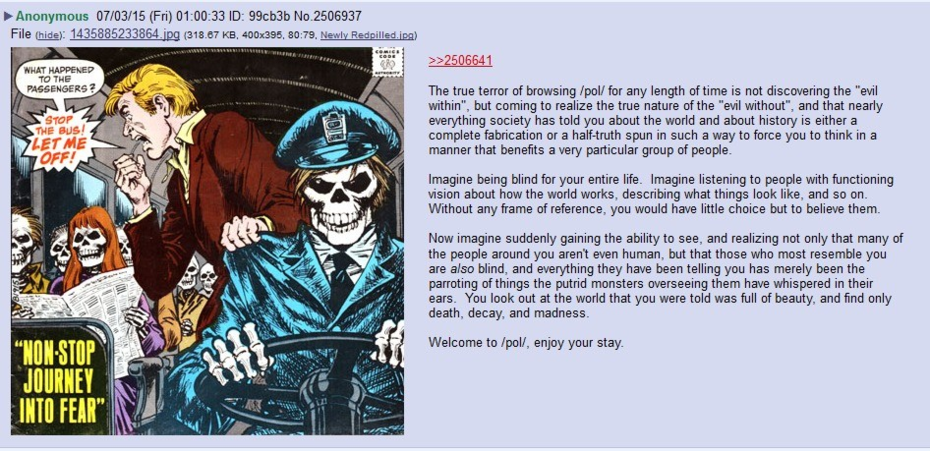 POL on 4chan