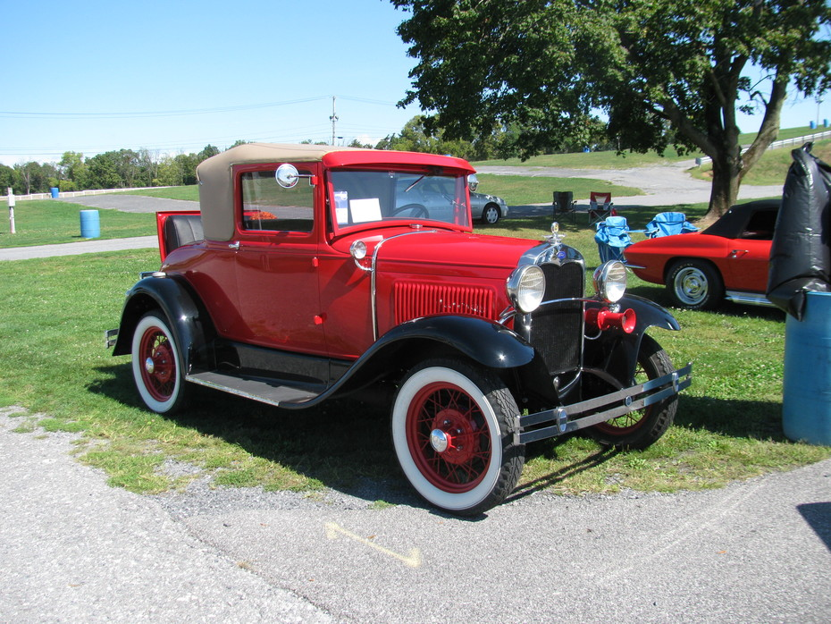 Cumberland Valley Classics Car Club 24th Annual Car Show 15 Sept 19