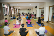 Hatha Yoga Classes in Rishikesh India