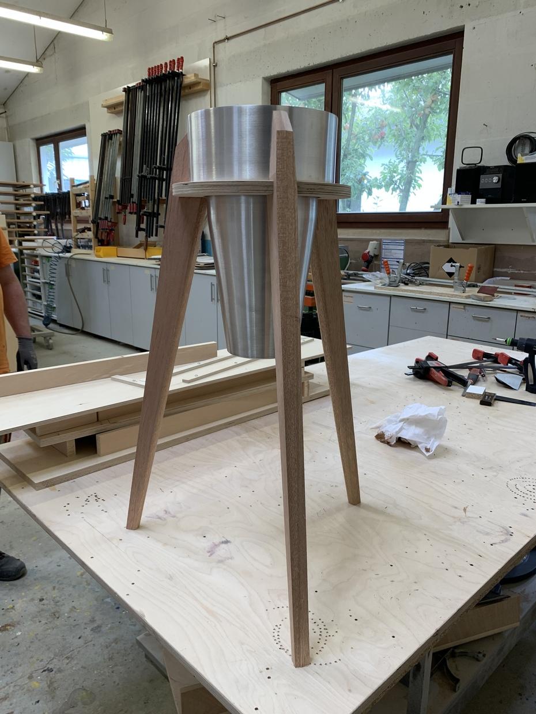 Princess Reproduction Wood Base