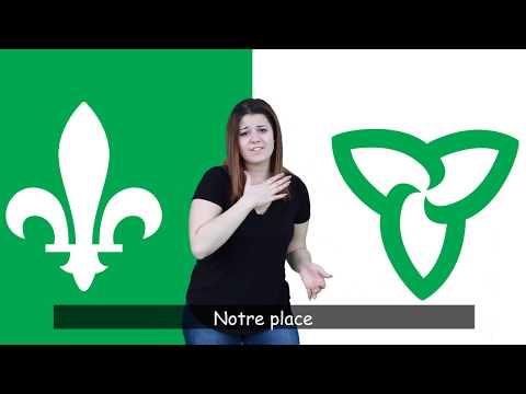 Notre Place en français-LSQ