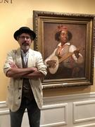 Wm Sidney Mount's Banjo Player
