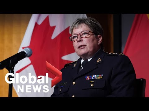 RCMP to provide update on arrest, charges of senior official