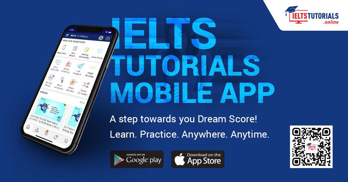 IELTS Mobile App for IELTS Exam Preparation