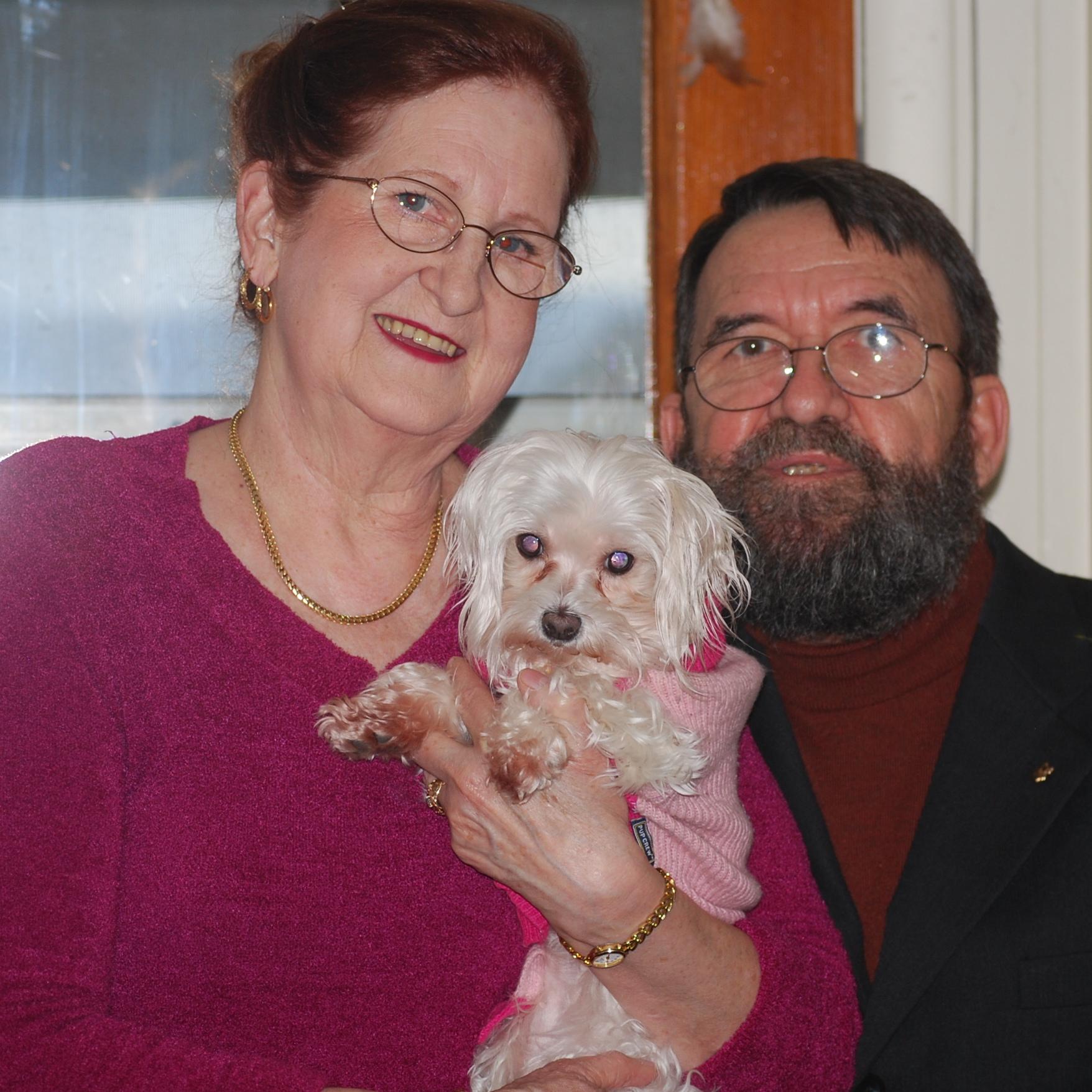 Ed and Maryann Smith