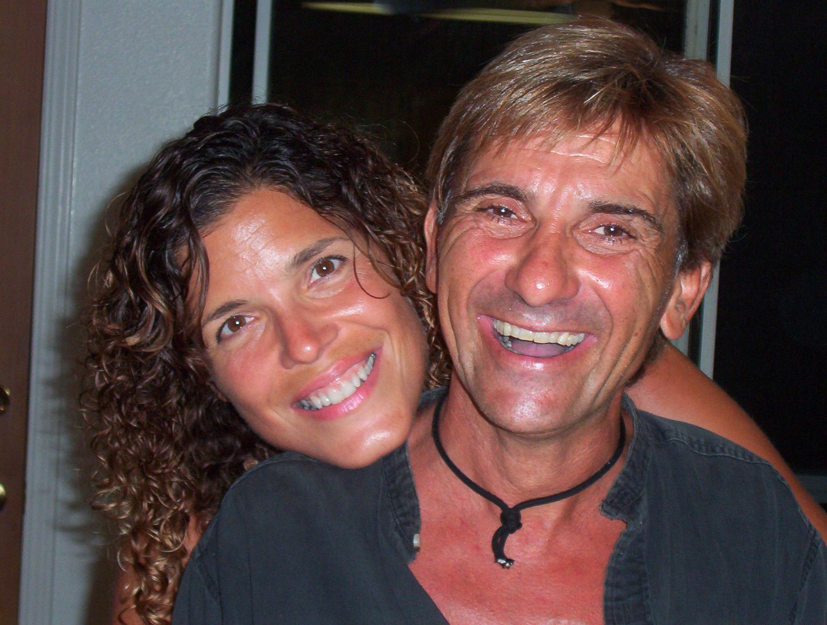 Gabe and Daisa Terain