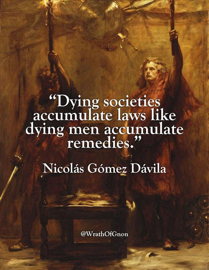 DYING SOCIETIES