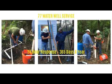 Well Chlorination Conroe TX Water Well Drilling Conroe TX