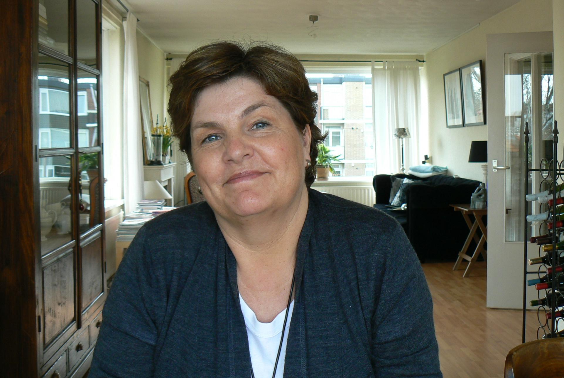 Jacqueline Vergnes