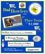 Best Buy Bad Bowlers League