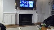 fireplace step 3
