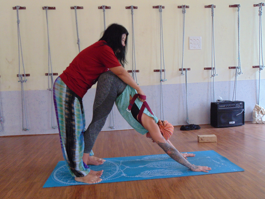Ashtanga Yoga TTC in India