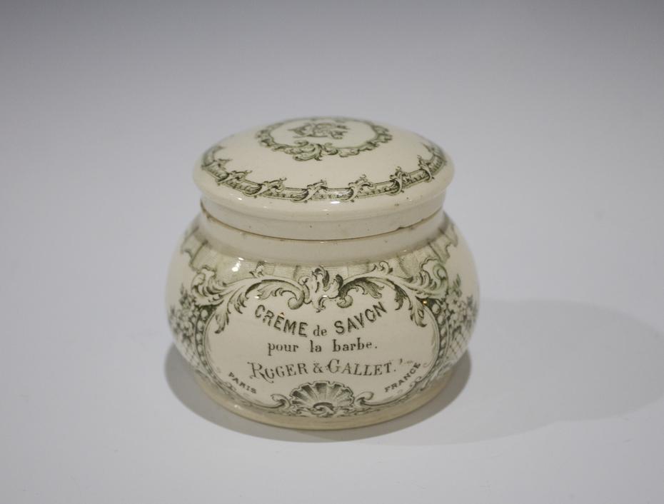 Shaving Cream Pot