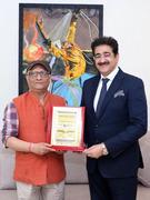 Sam Veda Award for Sandeep Marwah On World Holistic Day