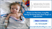 Eleanor Lee Has Come a Long Way Having Lifesaving Open-Heart Surgery in India for VSD