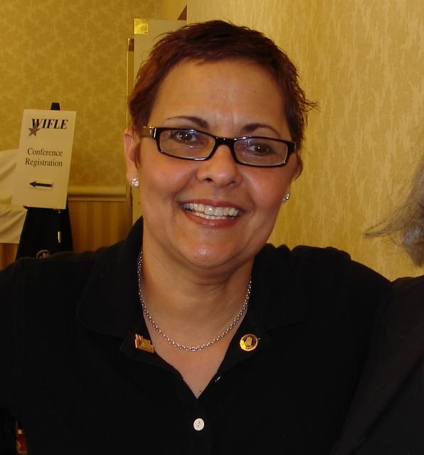 Sandra Chinchilla