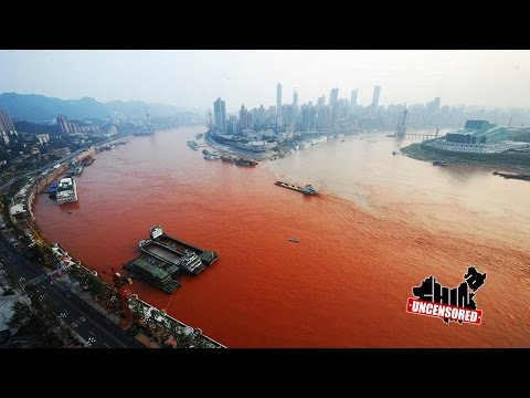 Hey Greta - What About China's Apocalyptic Pollution?