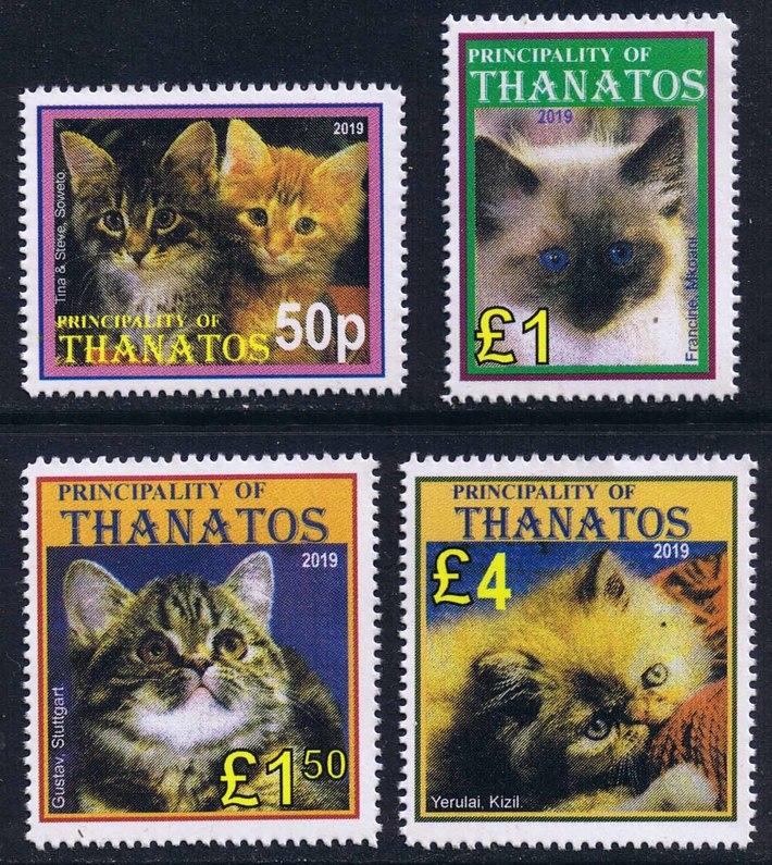 Thanatos 2019 Charming Kittens.