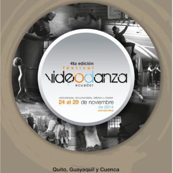 FESTIVAL VIDEODANZA ECUADOR