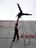 Cía. Delrevés, danza vertical.