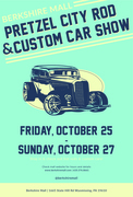 Pretzel City Rod & Custom Car Show