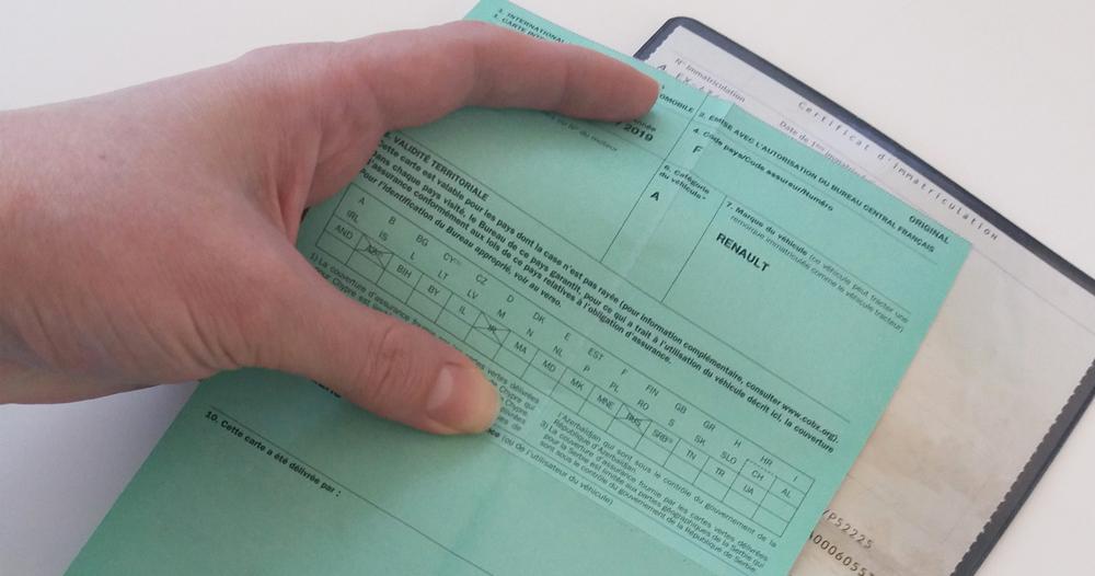 """Lutte contre la conduite sans assurance : concrétisation d'une proposition de """"40 millions d'automobilistes"""""""