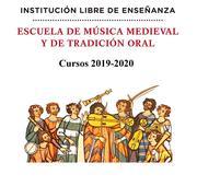 """nouvelle programmation de l'école """"de música medieval y de tradición oral"""" à Madrid"""