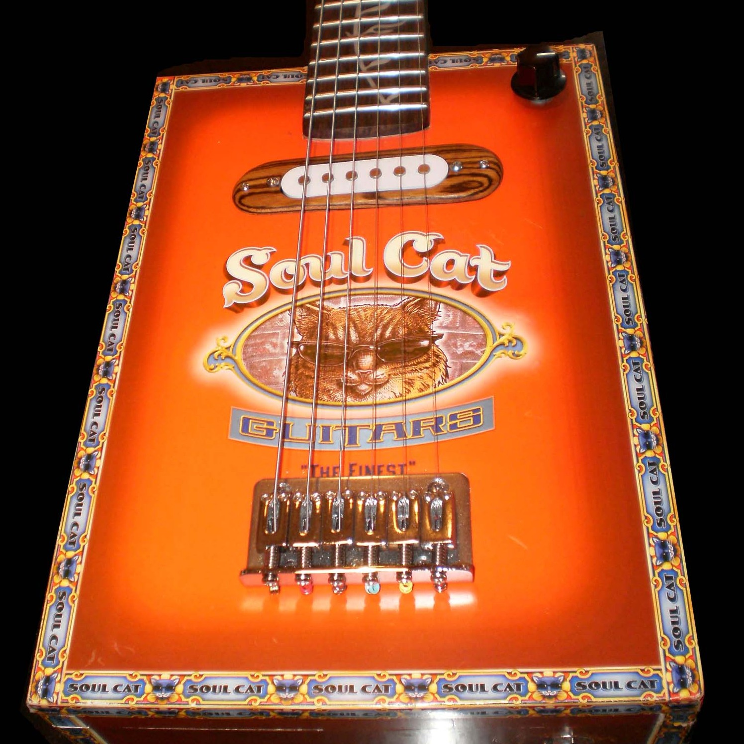 C B Gitty Crafter Supply Cigar Box Nation Electric Guitar Wiring Diagrams Free Http Wwwcigarboxnationcom Xn Great Service
