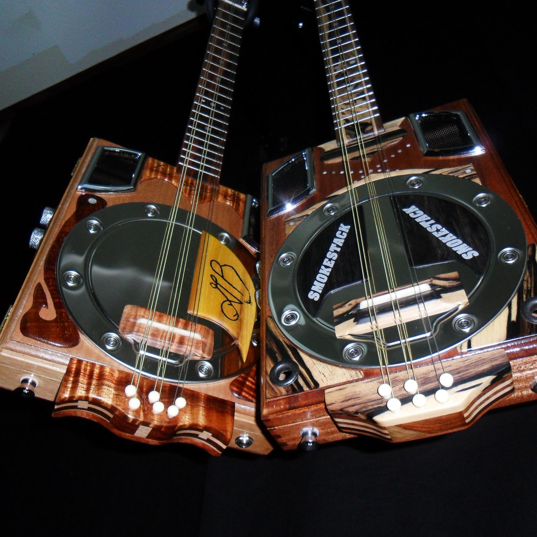 smokestack guitars
