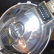 Scrapyard Guitar