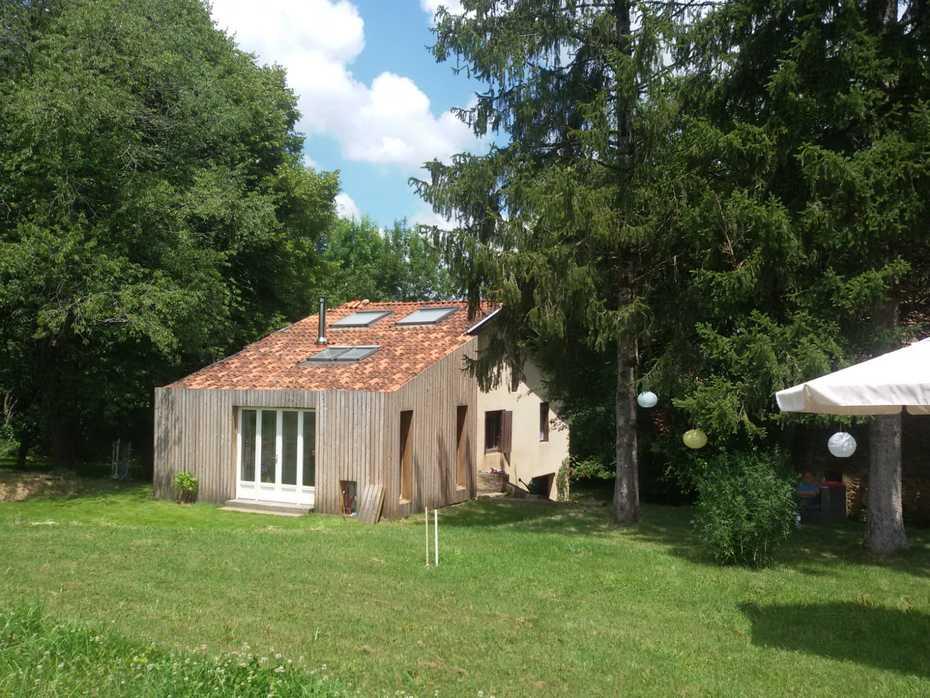 Ons huis in de Aveyron (Montbazens)