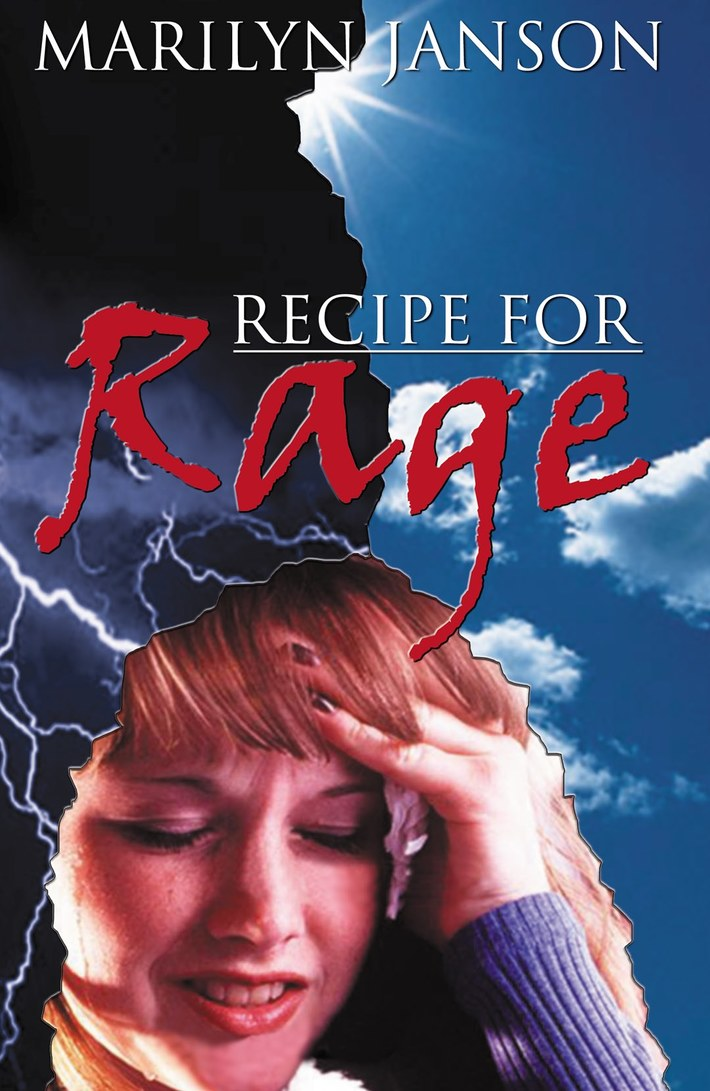 RECIPE FOR RAGE, a Suspense Novel