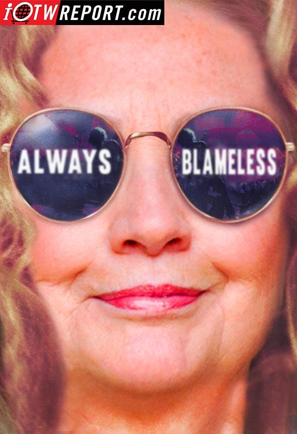 Always Blameless