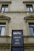 Théâtre du Grütli