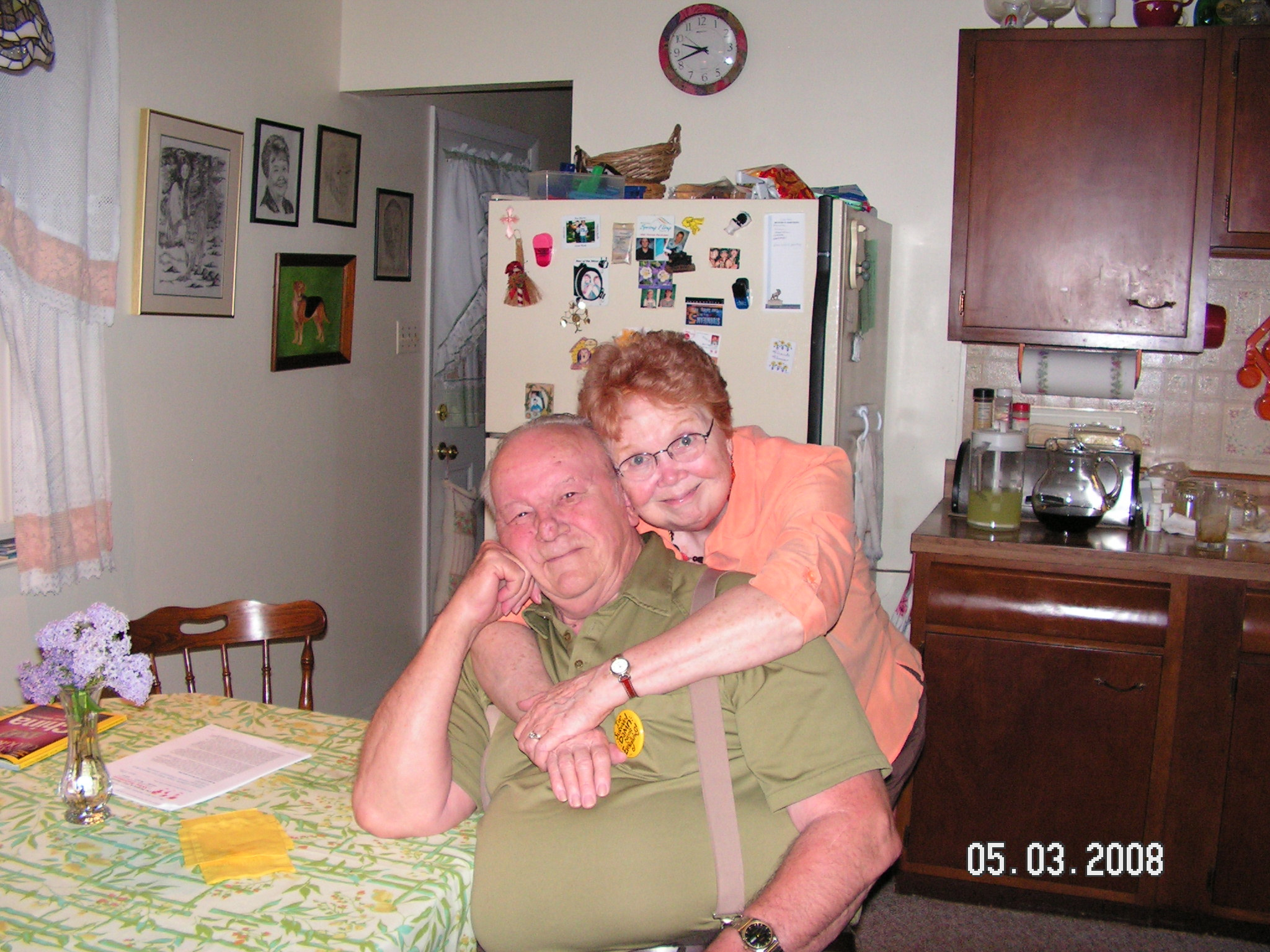 Richard & Daphne