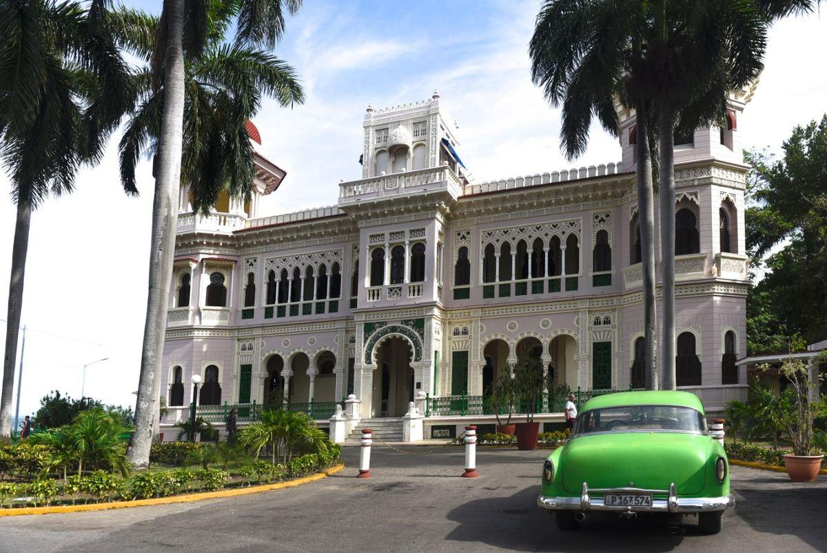 Nog één keer naar het oude Cuba