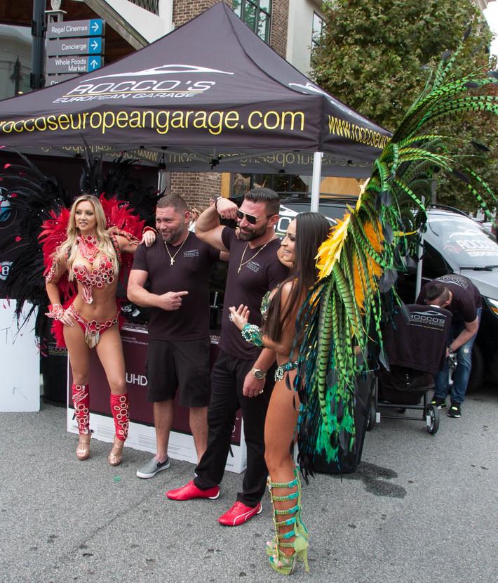 Festivals of Speed, Atlanta