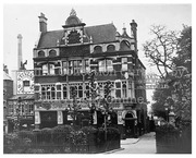 Great Northern Railway Tavern, c1920