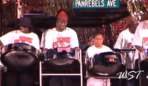 Pan Rebels Ave.