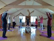 Cours hebdo pour se libérer du stress avec la relaxation bio-dynamique !