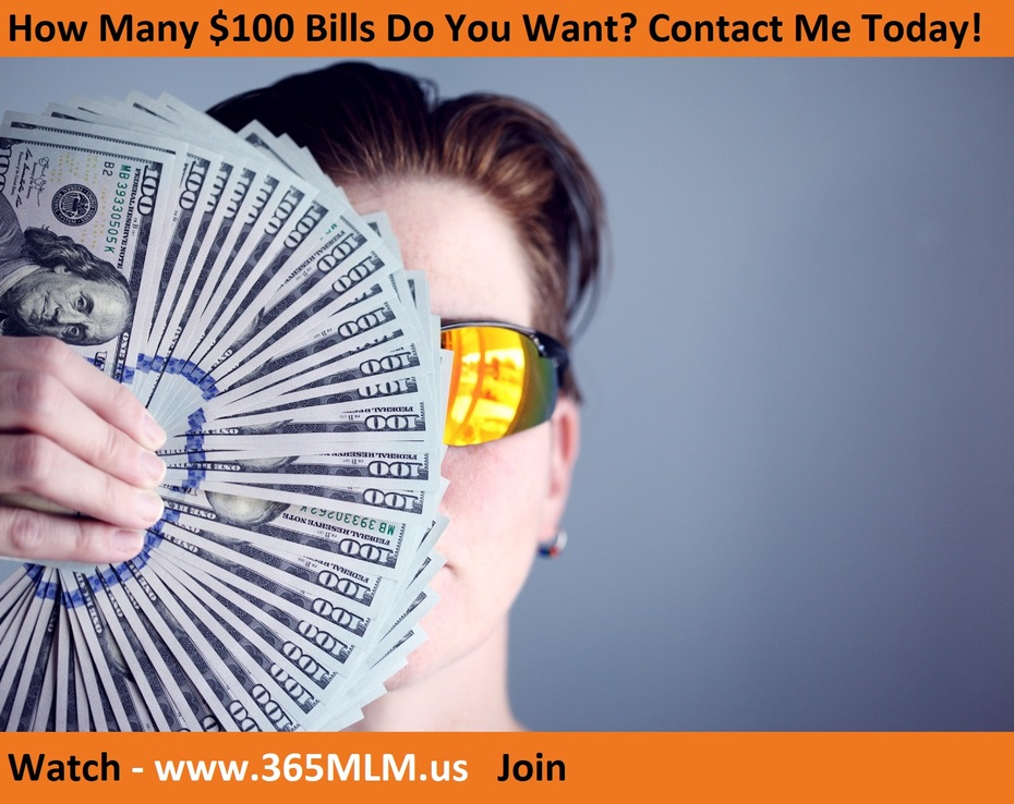 How Many $100 Bills Do You Want?