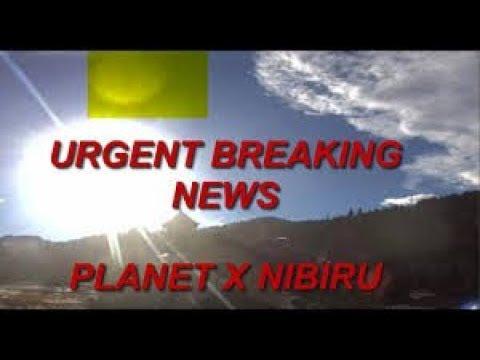 """PLANET X NIBIRU """"HALO"""" SKIES, WT? GOING ON... NASA SAYS NATA!!"""
