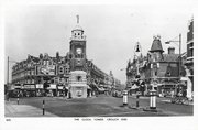 Central Crouch End c1955
