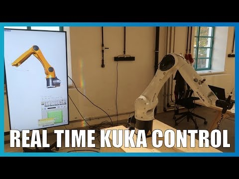 Real Time Robot Control with mxAutomation and KUKA | prc